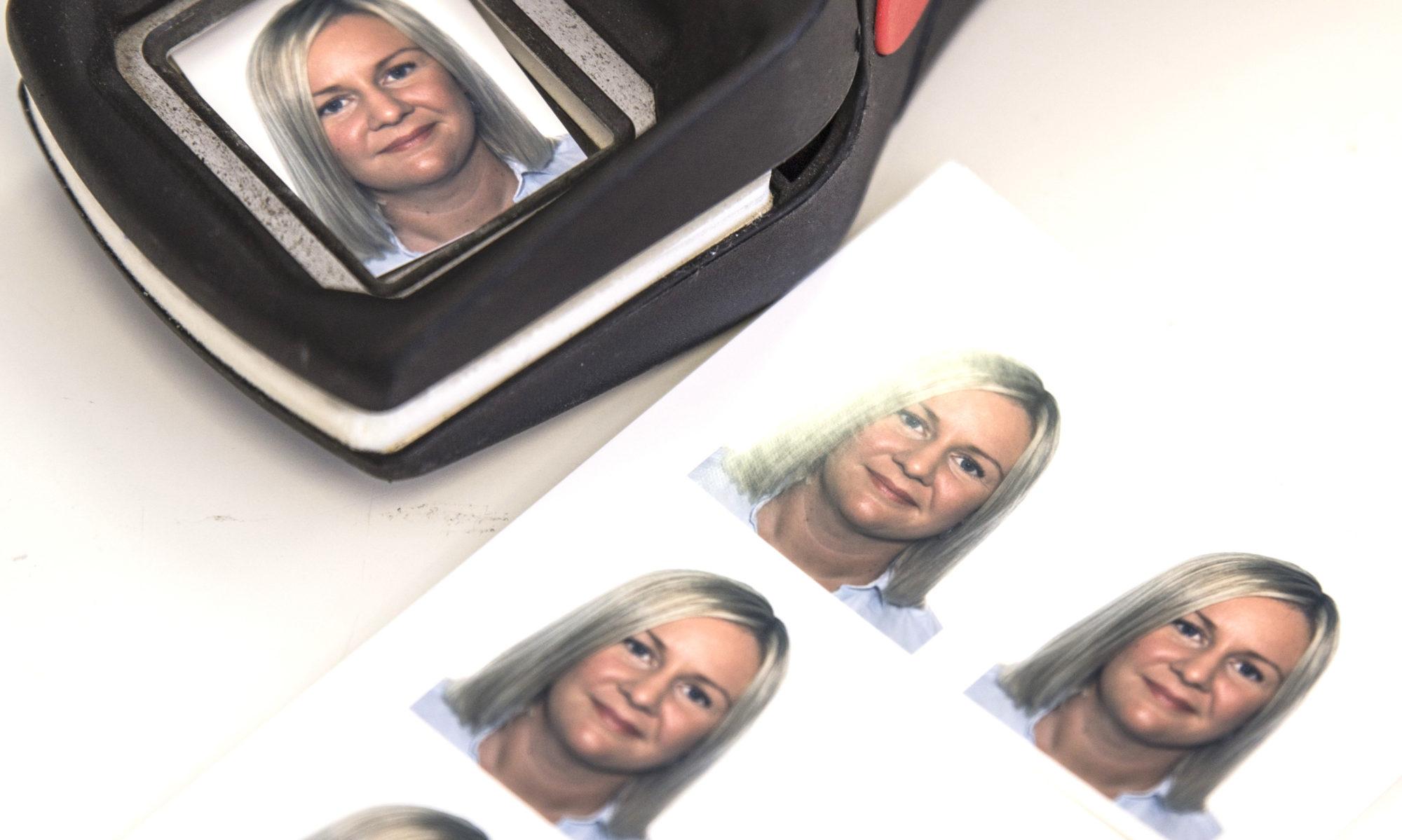 Körkortsfoto - ID foto i Veberöd - Sjöbo